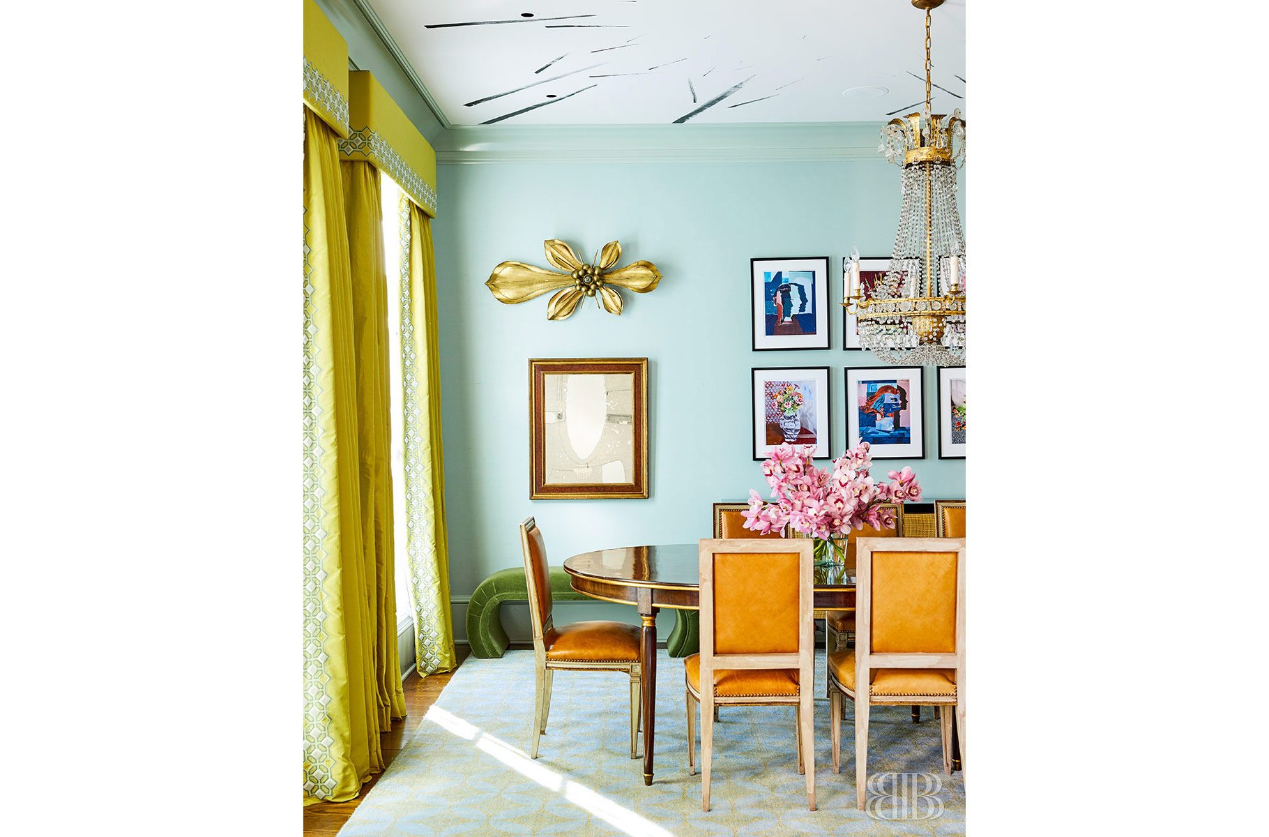 Barrie Benson - Projects - Art In the Fast Lane - Slide 6 - © Copyright Barrie Benson Interior Design. All rights reserved by Barrie Benson and/or the respective photographer.